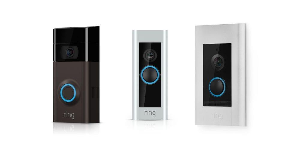 Video Doorbell Assortment